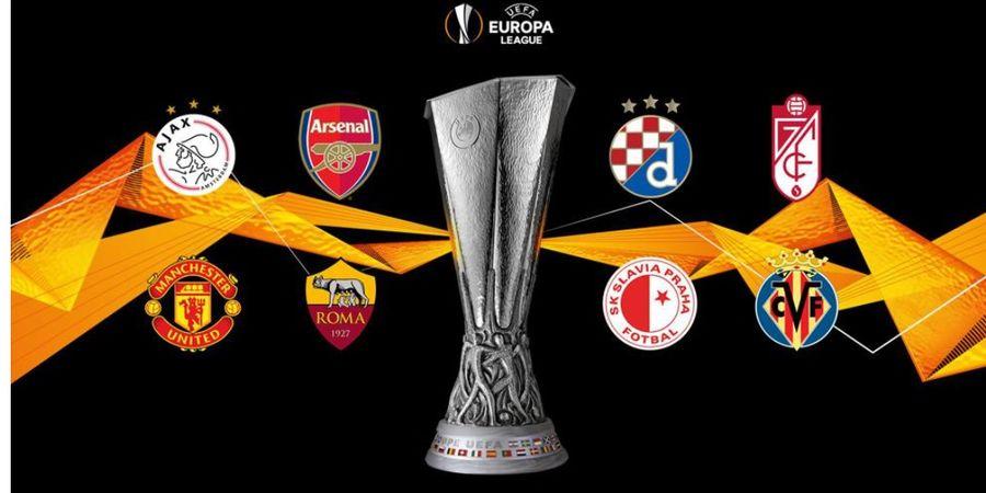 Drawing Liga Europa, Man United dan Arsenal Berpeluang Saling Jumpa