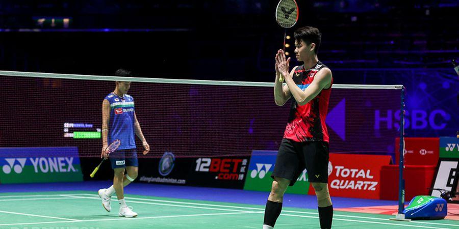 Lee Zii Jia Semangat Jumpai Kento Momota pada Piala Sudirman