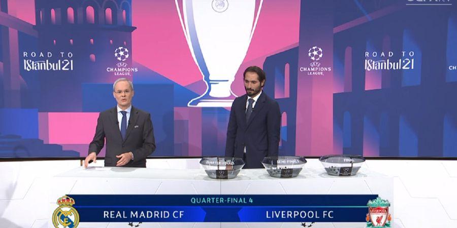 Hasil Drawing Perempat Final Liga Champions - Dua Laga Final Terulang