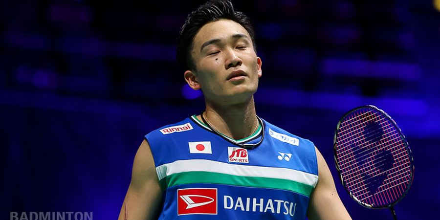 All England Open 2021 - Pengakuan Kento Momota Usai Ditumbangkan Penerus Lee Chong Wei