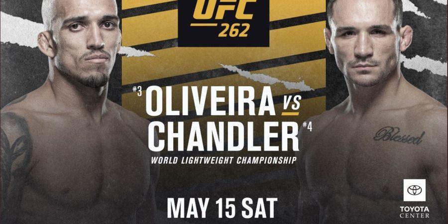 Jadwal UFC 262 - Oliveira dan Chandler Berebut Warisan Khabib
