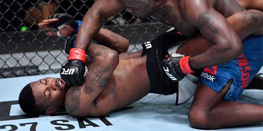 UFC Vegas 23 - Kalah dari Derek Brunson Hanya Pemanasan, Kevin Holland Ingin Menang 6 Kali