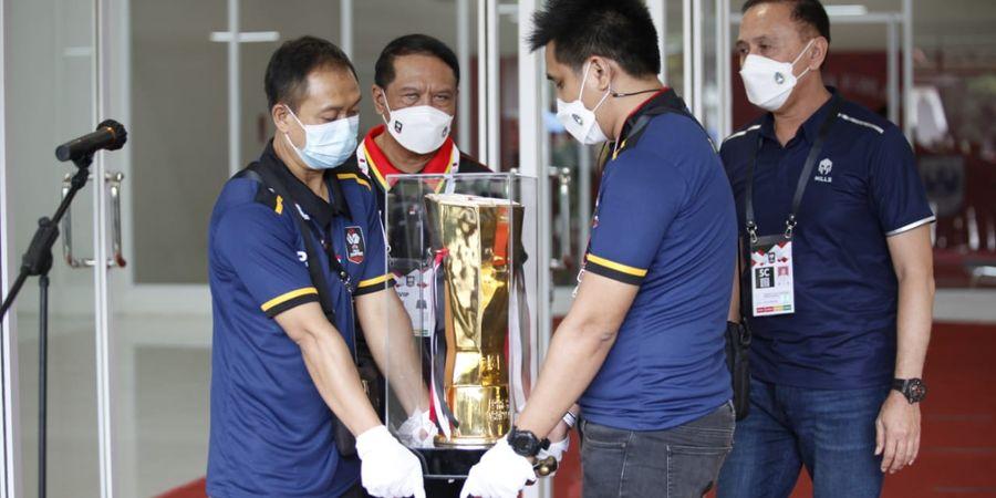 Suporter Jangan Nekat, Babak Delapan Besar Piala Menpora di Depan Mata
