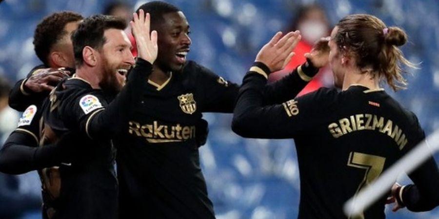 3 Alasan Barcelona Harus Yakin Bisa Juara Liga Spanyol Musim Ini, Salah Satunya Tuah Lionel Messi
