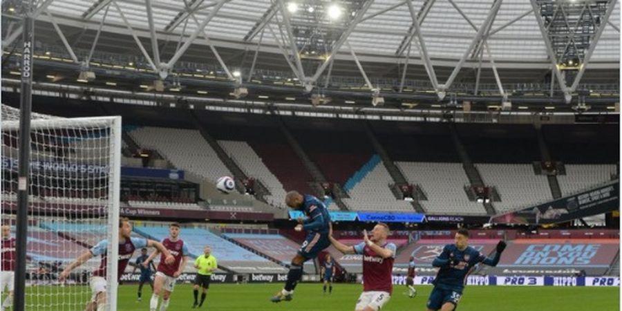 Alexandre Lacazette Sudah Prediksi Arsenal Bisa Comeback Melawan West Ham