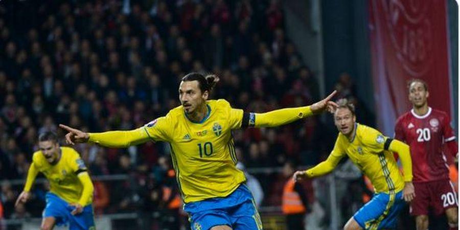 Kembali dari Pensiun, Ibrahimovic Minta Nomor Punggung Striker yang Selalu Cetak Gol Tiap Sentuh Bola