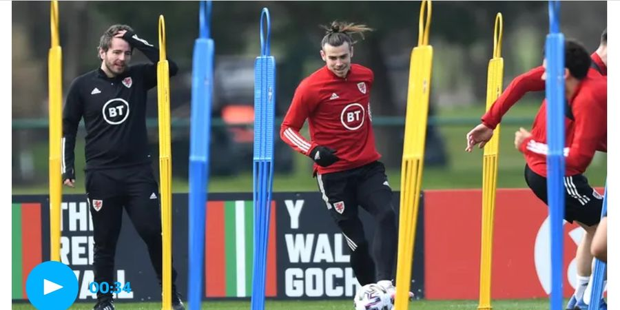 Jadwal Kualifikasi Piala Dunia 2022 - Ambisi Besar Gareth Bale