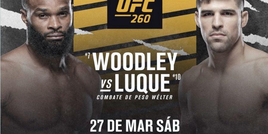 UFC 260 - Haram Lewatkan Duel Vicente Luque Lawan Mantan Juara