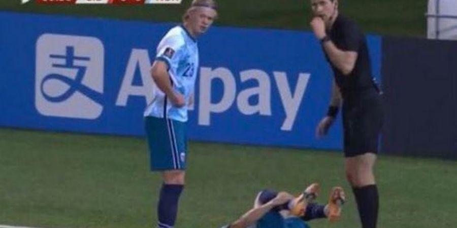 Pelatih Norwegia Pastikan Cedera Martin Odegaard Tidak Bahaya