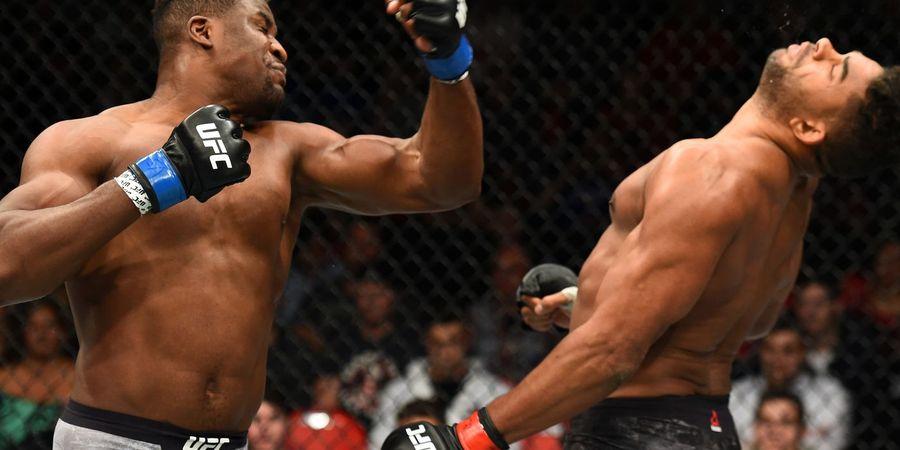 UFC 260 - Seberapa Kuat Pukulan Francis Ngannou? Cukup untuk Bunuh Orang!