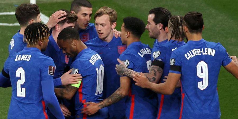 Cedera, Bintang Manchester United dan Arsenal Mundur dari Timnas Inggris