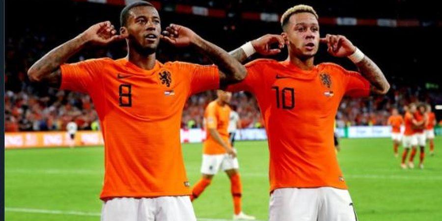 Susunan Pemain Belanda Vs Austria - Calon Penyerang Anyar Barcelona Andalan, Striker Kontroversial Absen