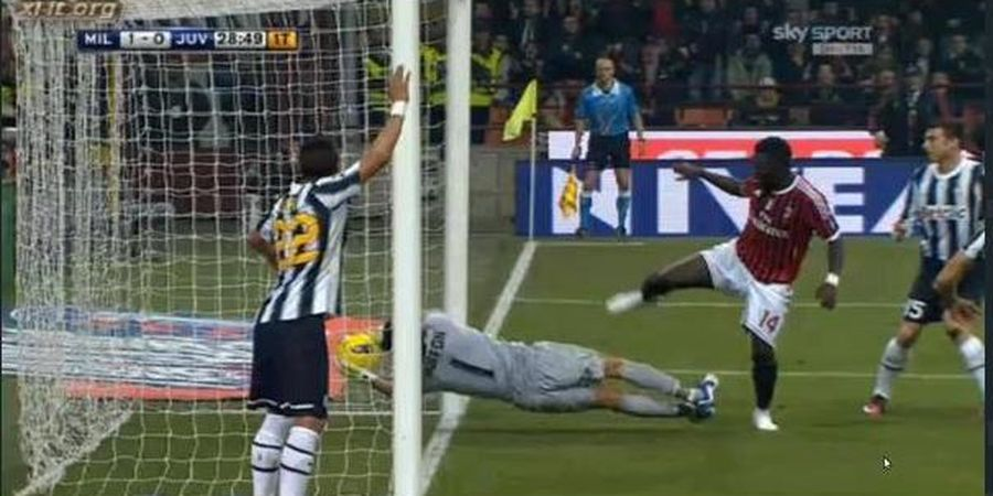 Tragedi Gol Hantu Kontra Juventus di Masa Lalu Ubah Sejarah AC Milan