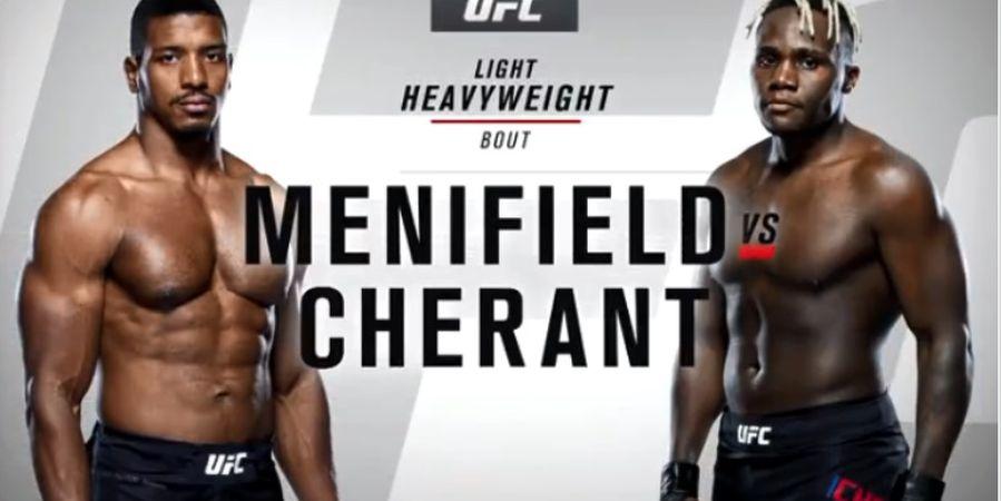 Hasil UFC 260 - Kuncian  Langka Si Atom Bikin Kerbau Air Menyerah