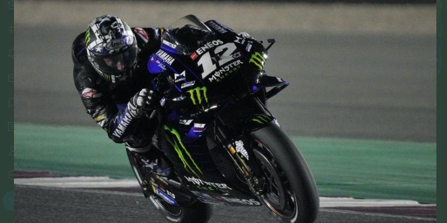 Ingin Meluncur seperti Roket, Maverick Vinales Minta Yamaha Tiru Ducati