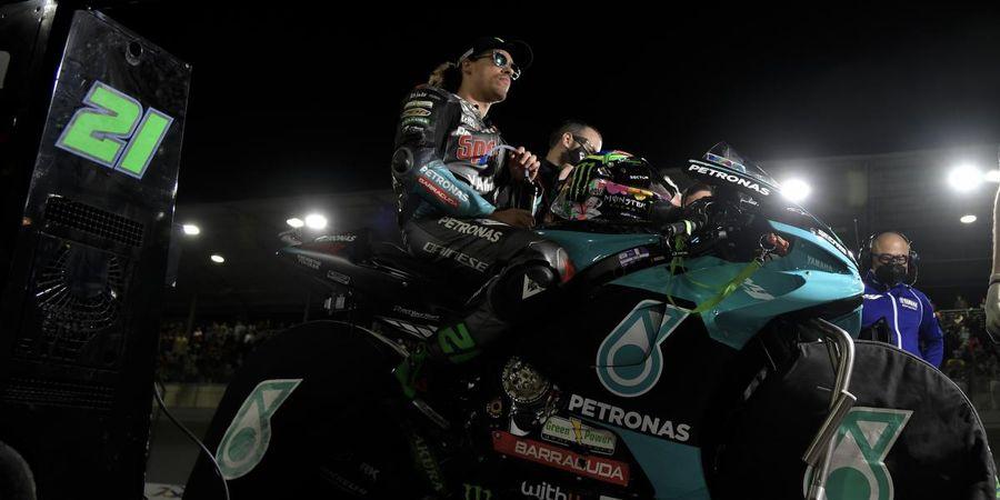 Difavoritkan Rossi Juarai MotoGP 2021, Morbidelli Alami Bencana pada MotoGP Qatar 2021