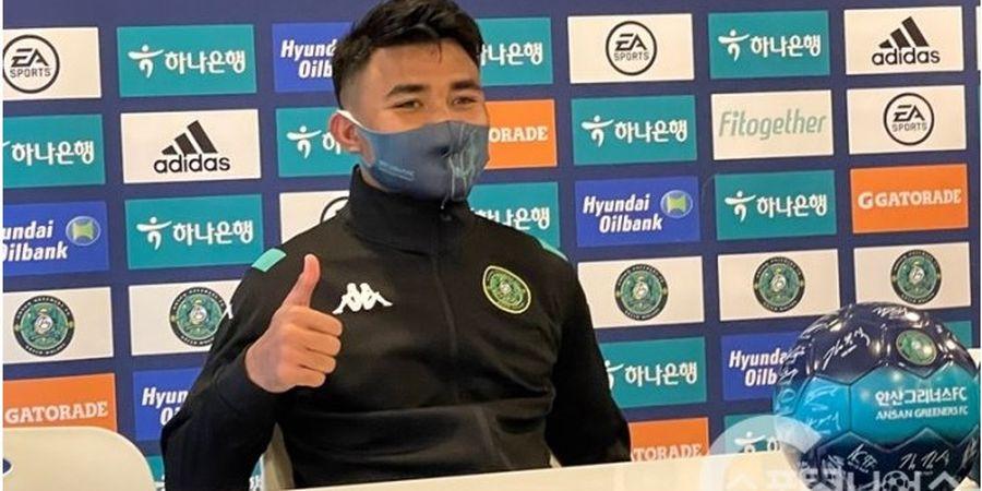 Asnawi Mangkualam Dipuji Komentator K-League, Penyelamatannya Setara dengan Cetak Gol