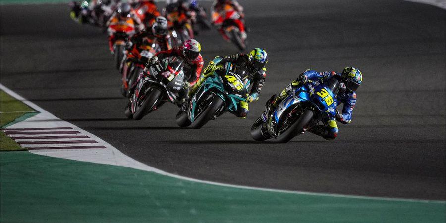 Joan Mir Di-bully Duo Ducati di MotoGP Qatar 2021, Bos Suzuki Cuek