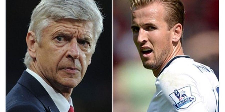 Arsene Wenger Beri Saran yang Berbeda kepada Harry Kane