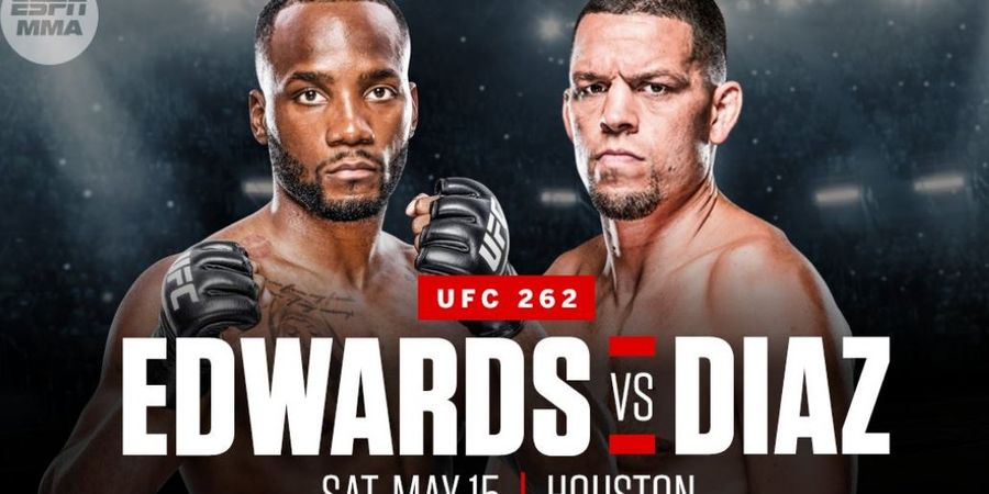 Habis Colok Mata, Leon Edwards Pede Hadapi Jagoan Gangster UFC