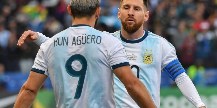 Legenda Barcelona Sarankan Koeman Rekrut Aguero Untuk Pertahankan Messi
