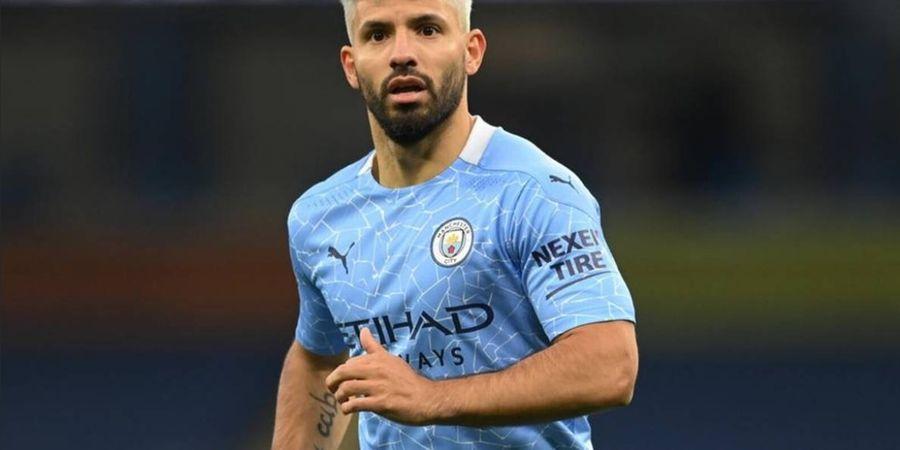 Aguero Pindah ke Klub Pesaing Man City di Liga Inggris? Ini Jawaban Guardiola