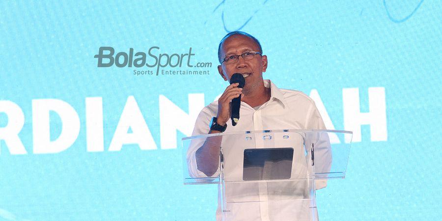 Butuh Pemimpin di Lapangan, Pelatih RANS Cilegon FC Masih Buka Peluang Hamka Hamzah Tampil Sebagai Pemain