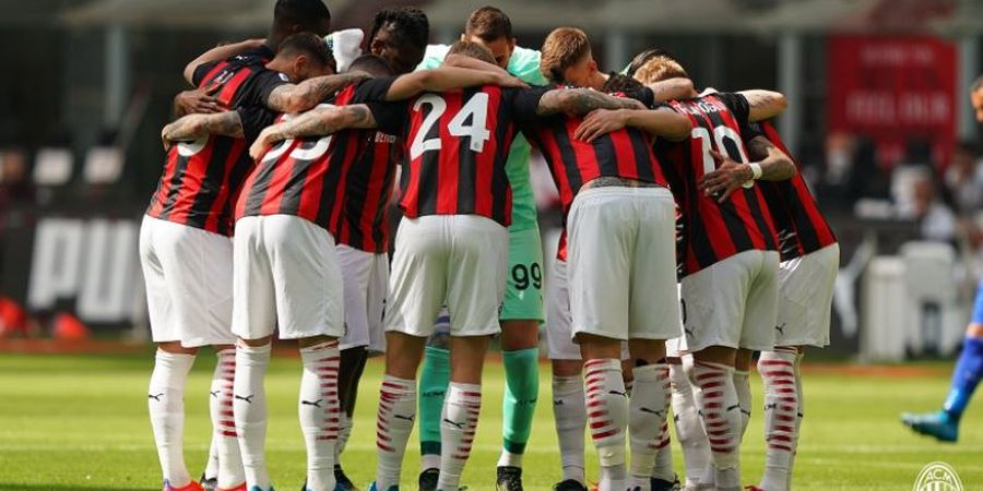 Perburuan Empat Besar Liga Italia Sengit, Ujian Berat Menanti AC Milan