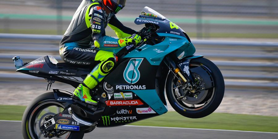 Legenda MotoGP Tak Kaget Jika Valentino Rossi Menang Musim Ini