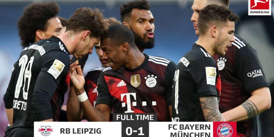 Hasil dan Klasemen Bundesliga - Bayern Tetap Menang atas Lawan Terkuat Tanpa Lewandowski, Haaland Tak Berkutik