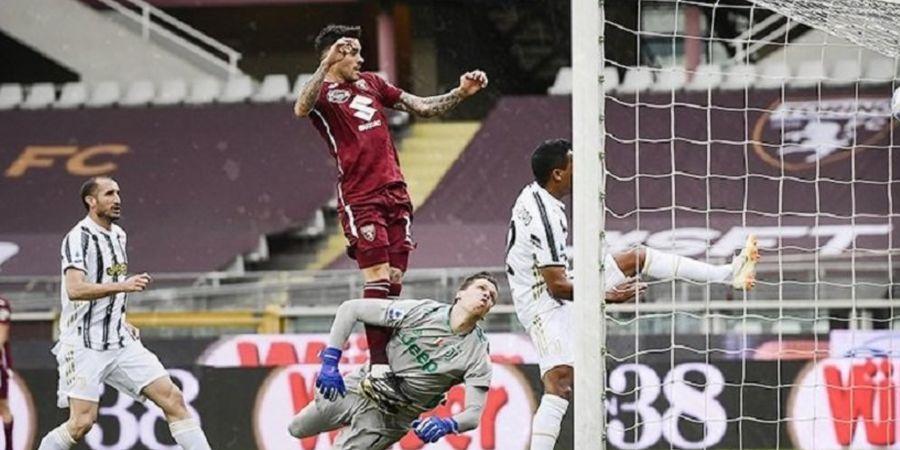 Pemain Torino Positif Covid-19, Sempat Lawan Cristiano Ronaldo