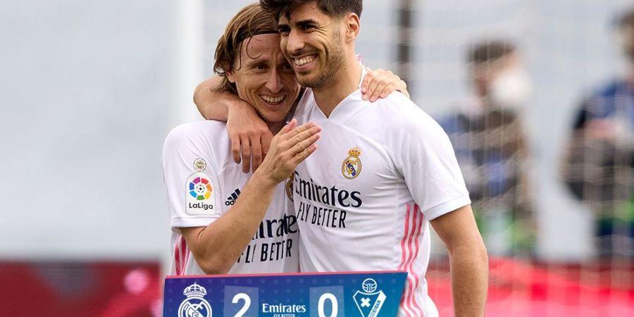 Hasil dan Klasemen Liga Spanyol - Keunggulan Rawan Real Madrid atas Barcelona Jelang El Clasico