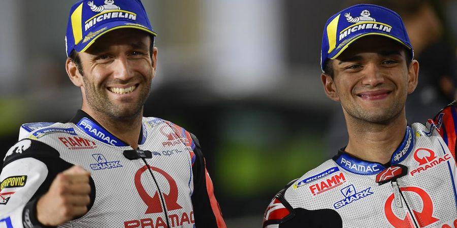 Pramac Racing Akan Tetap Balapan dengan Zarco dan Martin pada MotoGP 2022