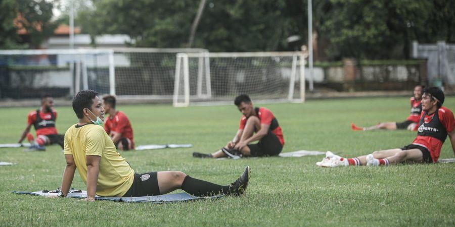 Jadwal Perempatfinal Piala Menpora 2021 Hari Ini - PSS Sleman Vs Bali United, Duel Daud Lawan Goliat