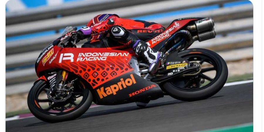 Moto3 Spanyol 2021 - Rasa Marah dan Bahagia Pembalap Andalan Indonesian Racing