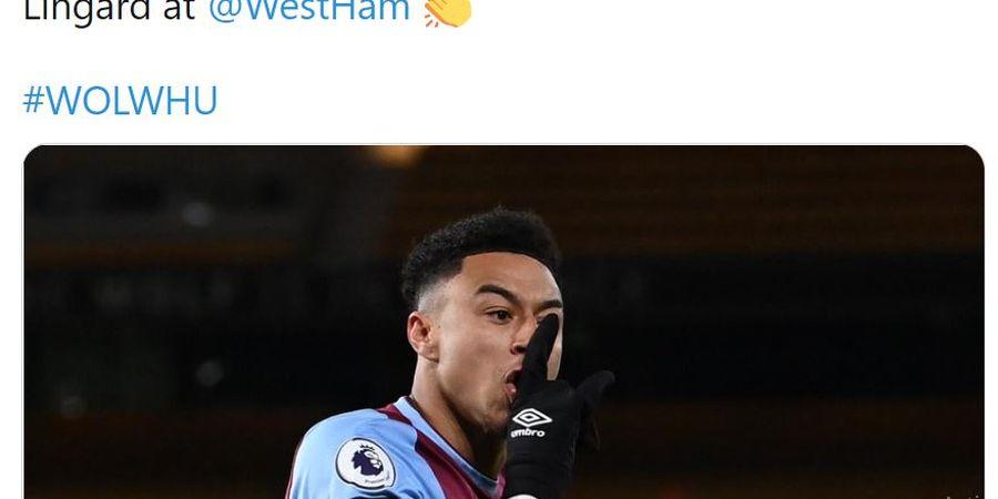 Hasil dan Klasemen Liga Inggris -  Jesse Lingard Gemilang, West Ham Tembus Zona Liga Champions dan Kembalikan Liverpool ke Posisi ke-7
