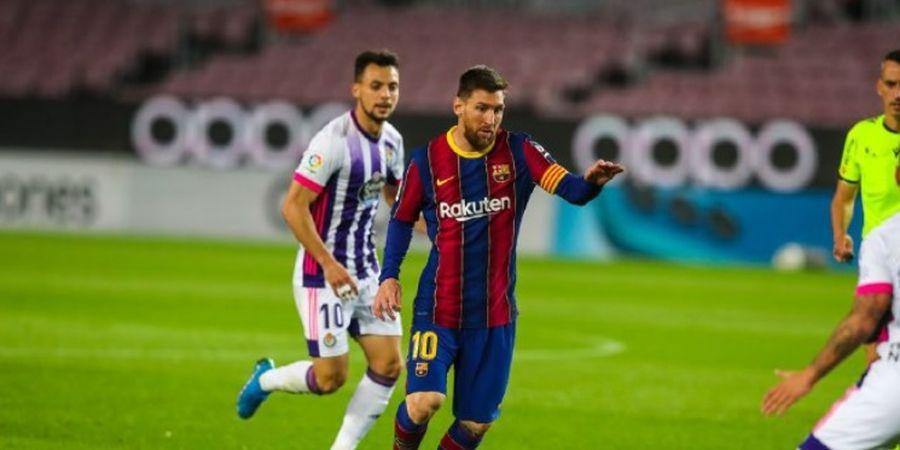 Jelang El Clasico Real Madrid Vs Barcelona, Lionel Messi Dihantui Kutukan Cristiano Ronaldo