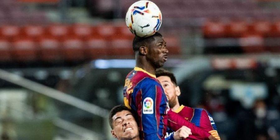 Hasil Liga Spanyol - Barcelona Tim Paling Sial, Bocah Nakal Jadi Penyelamat Lawan 10 Orang