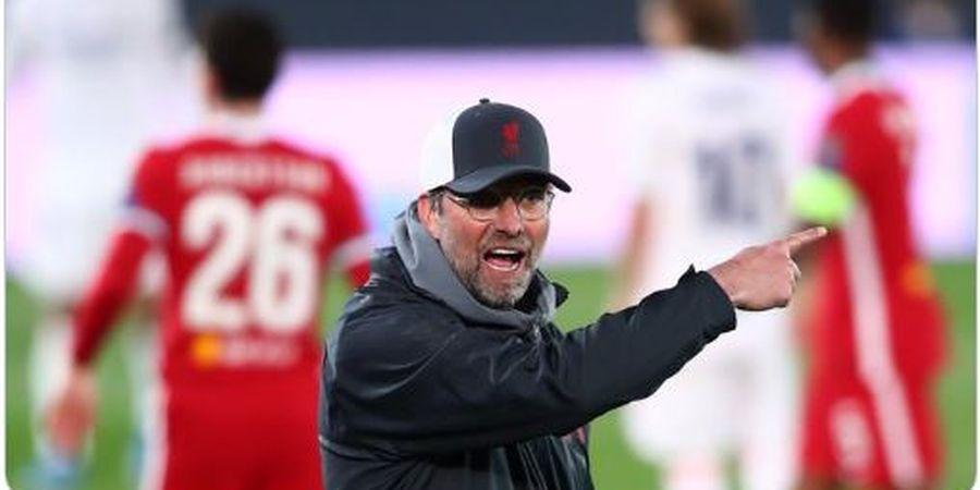 Liverpool Kalah dari Real Madrid, Juergen Klopp Sebut Kompatriotnya Tak Adil