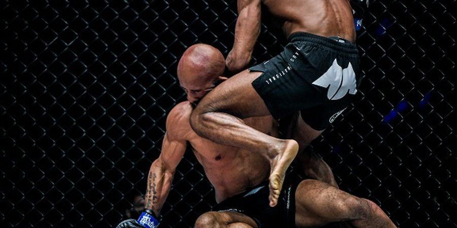 GOAT UFC Tumbang di ONE Championship, Petarung Ini Sebut Peran Jorge Masvidal
