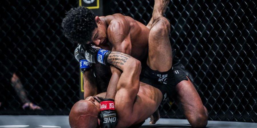 Hijrah dari UFC Malah Rasakan KO Pertama, Begini Respons Si Tikus Perkasa