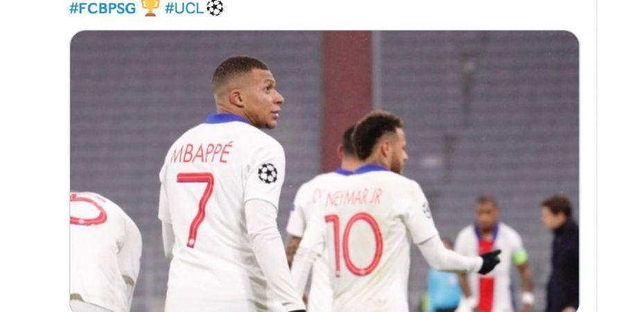 PSG akan Putuskan Kelanjutan Nasib Neymar dan Kylian Mbappe dalam Waktu Dekat