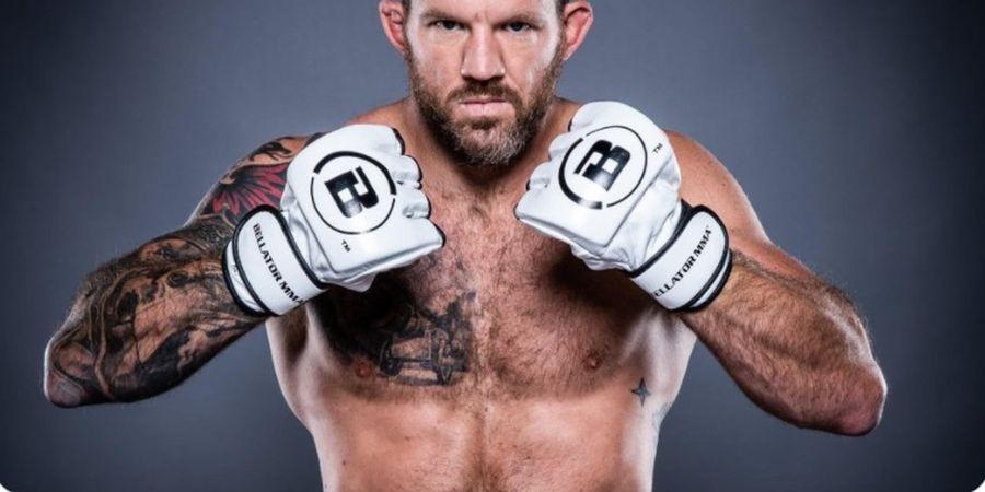 Hasil Bellator 256 - Ryan Bader Menangi Duel Sesepuh dan Kuncian Cantik Penakluk Terakhir Ratu UFC