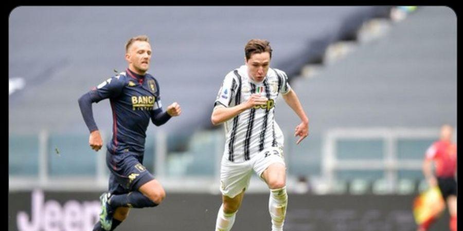 Hasil Liga Italia - Hancurkan Genoa dengan 25 Tembakan, Juventus Pepet AC Milan