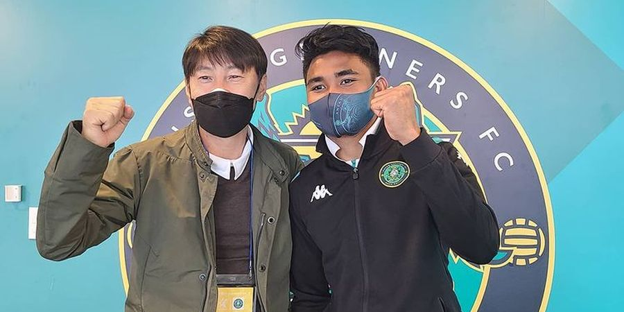 Terungkap, Misi Rahasia Shin Tae-yong Saat Menonton Langsung Pertandingan Asnawi Mangkualam di Korea Selatan