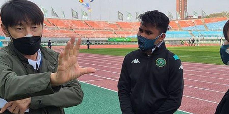 Asnawi Mangkualam Sudah, Shin Tae-yong Pantau 1 Pemain Lagi di Piala FA Korea