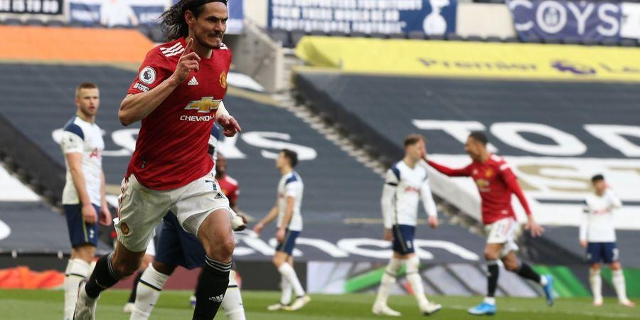 Sempat Ragukan Kualitas Edinson Cavani, Legenda Manchester United Menyesal