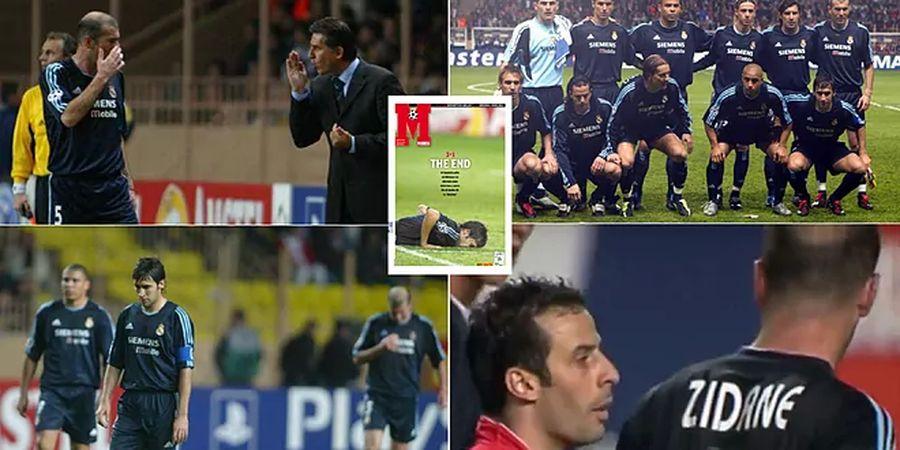 Singgung Kejadian 2004, Zidane Buat Klaim Mengejutkan Setelah Menang El Clasico