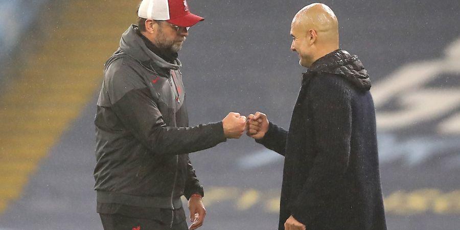 Di Mata Gelandang Liverpool, Ini Perbedaan Antara Juergen Klopp dan Pep Guardiola