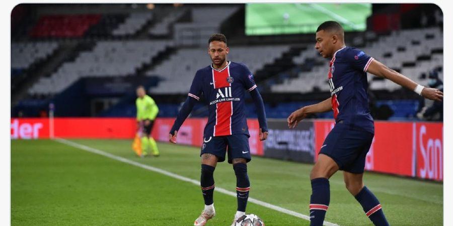 Presiden PSG: Buat Apa Neymar dan Kylian Mbappe Tinggalkan Klub Ini?